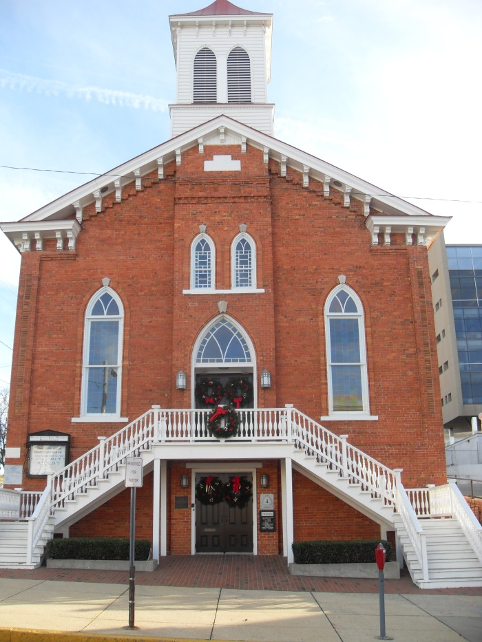 Martin Luther King Baptist Church